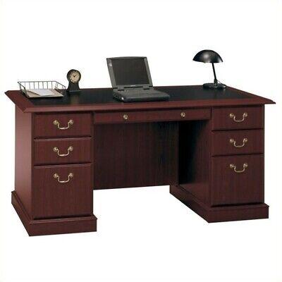 Bush Furniture Saratoga Executive Home Office Wood Manager's