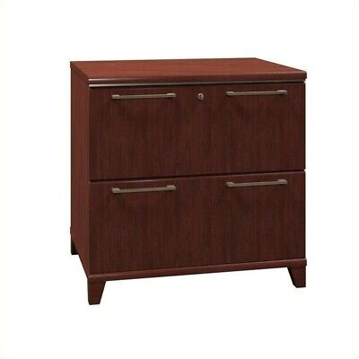 Enterprise Collection 30W 2-Drawer Lateral File in Harvest Cherry