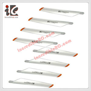 4sets Main blades Double Horse DH 9100 9116 RC Helicopter Spare Parts 9116-04