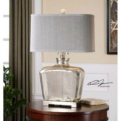 Uttermost Molinara Mercury Glass Table Lamp