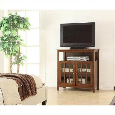 Convenience Concepts Contemporary Big Sur Highboy TV Stand,