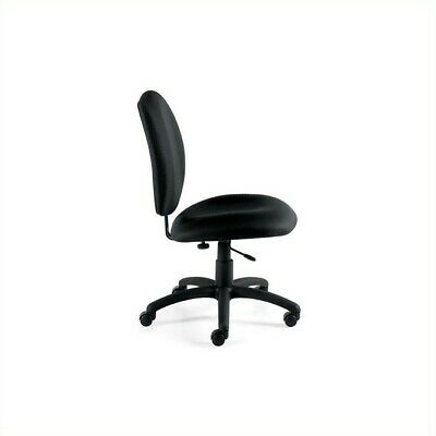 Offices to Go Armless Task Office Chair in Black