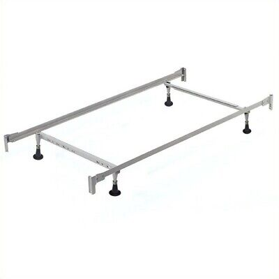 Bowery Hill 4 Leg Twin Full Bed Frame