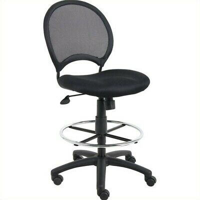 Boss Office Mesh Drafting Chair