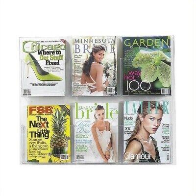 Safco Clear2c 6 Magazine - Clear2c Magazine