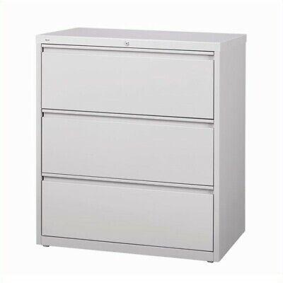 Scranton Co 3 Drawer Lateral File Cabinet In Gray