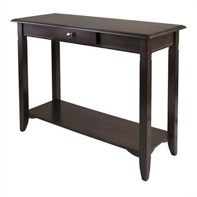 Winsome Trading 40640 Nolan Console Table with Drawer