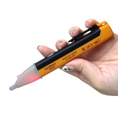 Ac Electric Voltage Power Detector Sensor Tester Non-contact Pen Stick 901000v