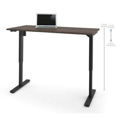 Bestar 30 X 60 Power Adjustable Standing Desk In Antigua
