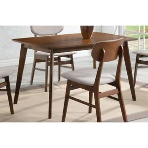 Coaster 103061 Home Furnishings Dining Table Chestnut
