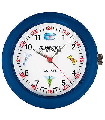 Medical Symbols Stethoscope Watch Blue 1 Ea