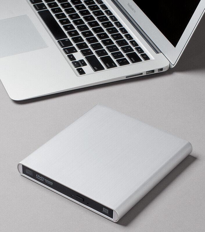 SEA TECH 1 Archgon Aluminum External USB DVD+Rw, RW Super Dr
