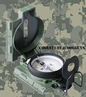 New Cammenga Model 3H Tritium Military Lensatic Compass Manufactured May 2017