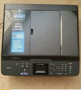 Brother Print and Scan Wifi MFC-J435w color inkjet all in one