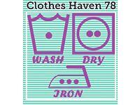 Ironing,Laundry&Cleaning
