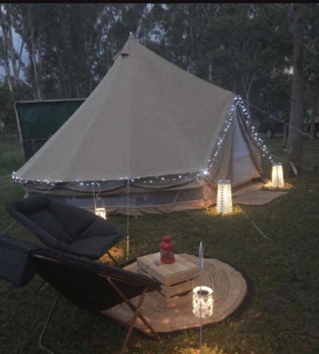 Pitched Perfect Glamping