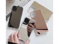 Wholesale Mirror IPhone 12 Pro Max Cases - 50 pieces in box