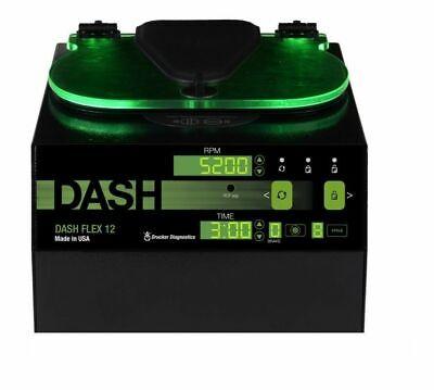 New Drucker Dash Flex 12 Stat Centrifuge 5200 Rpm 4000 X G 00-183-009-000