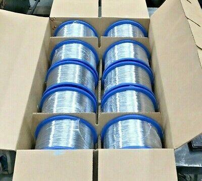 25g5 Round Stitcher Wire 25 Gauge 5 Lb. Spools 10 Rolls Per Case Missouri
