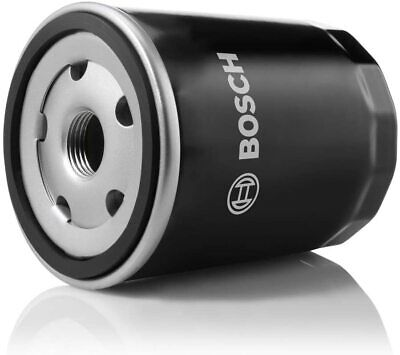 Bosch P7077 Oil Filter Spin On Fits Honda Civic 1.0 1.6 1.8 2.0 Type R Petrol