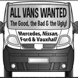 Van's wanted any age condition mot fail