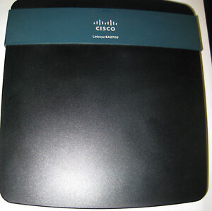 Cisco Linksys EA2700 N600 Dual Band Wireless Smart Router
