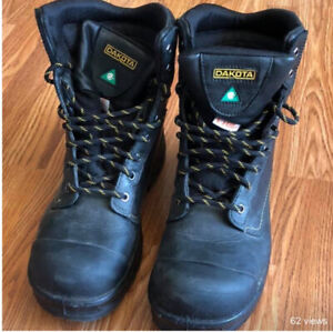 Dakota men's workboots