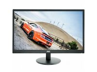AOC 22 Inch FHD Gaming Monitor, 60Hz, TN, 5ms, Monitor (1920 x 1080 ) Free Delivery