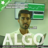 MAKE $$$ TRADING STOCKs, FOREX, & FUTUREs with ALGORITHMS