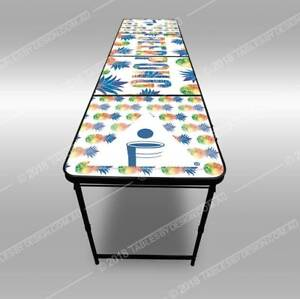 Tropicana Beer Pong Table BRAND NEW Plus 2 Trays (Cash Pick Up) Lonsdale Morphett Vale Area Preview