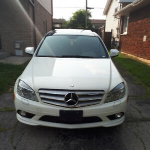 Mercedes Benz C350 4Matic 2009