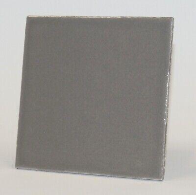 12 X 12 Mosaik (Keramik Mosaik Fliese GRAU 9 Stk. 10x10cm Dicke 4mm MT12e)