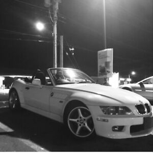 Right Hand Drive!! 2000 BMW Z3 Automatic