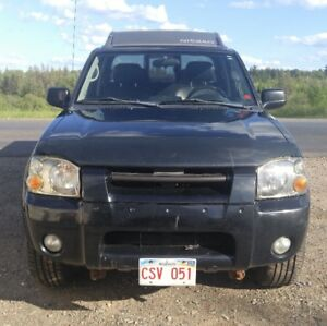 2003 Nissan Frontier 4x4 MUST SEE!
