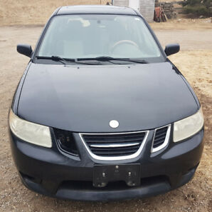 2006 Saab 9-2X Manual Wagon