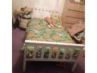 * MUST GO ASAP!! *AS NEW SINGLE BED