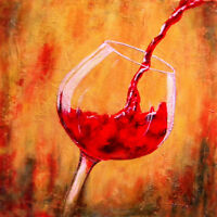 Lets 'Wine Laugh And Paint'