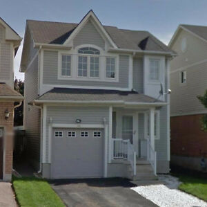 Detached home north Oshawa available for rent in November