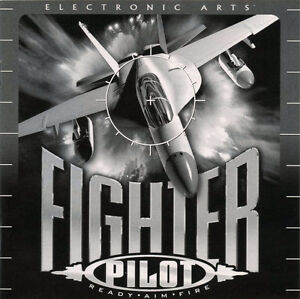 Fighter Pilot-Electronic Arts PC Game