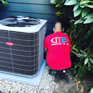 Heating and Cooling Furnace AC Rooftop Pool Heater Stove Boiler