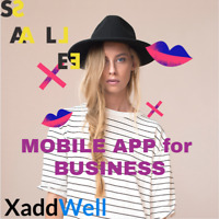 MOBILE APP for business | Increase Sales | Online Orders & more.