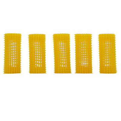 Hair Volume Up Rollers JET SET EZ GRIP Roller Value Kit Curlers  Yellow 31mm