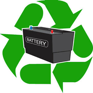 Free Battery Pick-up / Drop off - Car RV Boat ATV Snowmobile etc