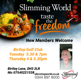 Slimming World Birtley with Nic Young DH3 2LR