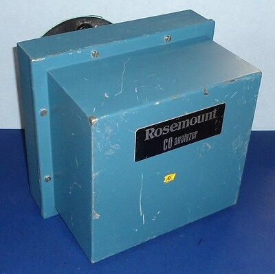 Rosemount Analytical Carbon Monoxide Co Analyzer Ir Receiver Module 5100a