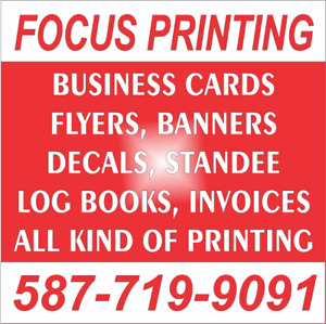 Business Card, Flyers, Banner, Decals, Other Printing 5877199091