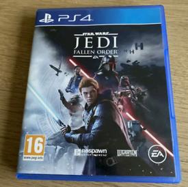 JEDI FALLEN ORDER Mint Condition PS4,PS5 Games