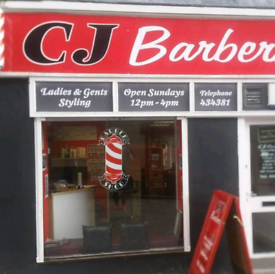 BARBER BUSINESS FOR SALE
