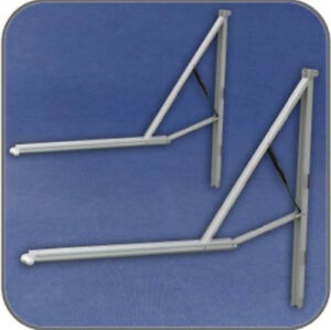 New dometic 9100 awning arms