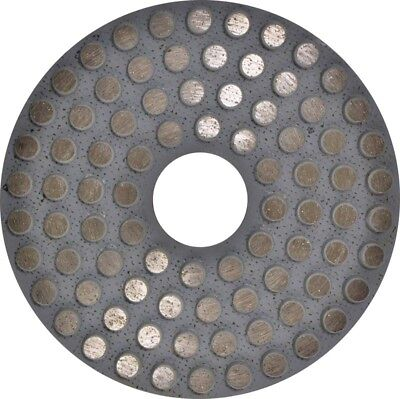 5 Metal Grind Polish Edge Pad Concrete Floor 30 Grit Angle Grinder